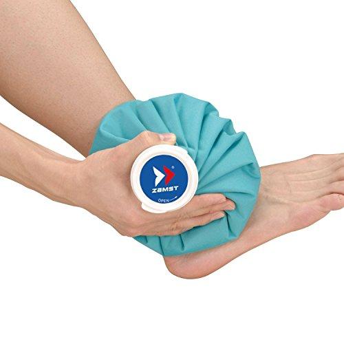 ザムスト(ZAMST) アイシング 氷のう アイスバッグ 野球 バスケ Sサイズ  ブルー 378101