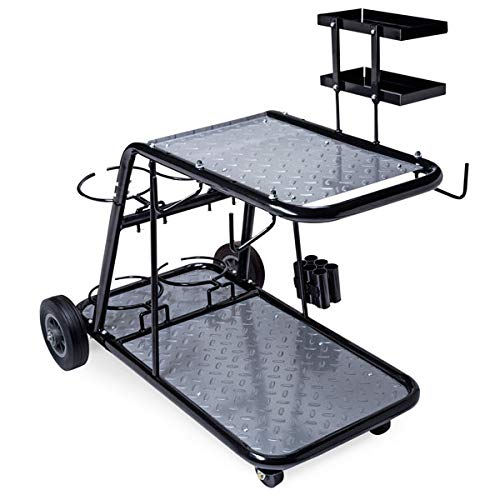 Eastwood Professional Welding Cart for TIG MIG...