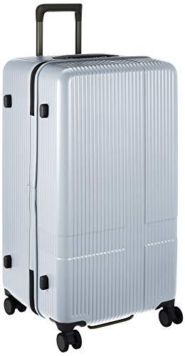 [イノベーター] スーツケース 大型 スリム 多機能モデル INV90 保証付 92L 79 cm 4.8kg グレー