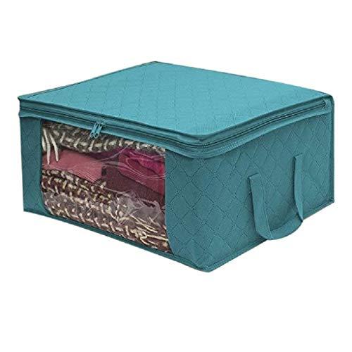 WYFDC - Trapunta grande per biancheria da letto, biancheria da letto, cuscini, scarpe sotto il letto (colore: verde)