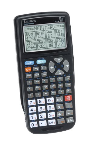Lexibook Easy Menu Calculatrice lyc ée graphique...