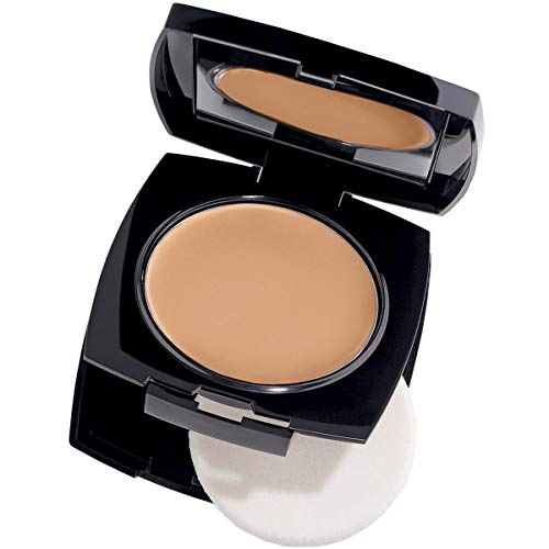 Avon Ideal Flawless Cream to Powder Foundation in Medium Beige