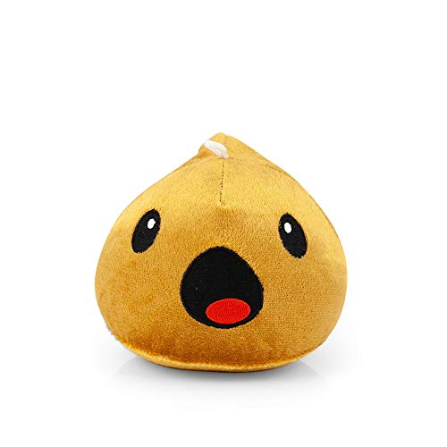 Slime Rancher Slime Plush Toy Soft Bean Bag Plushie | Gold Slime, by Imaginary People