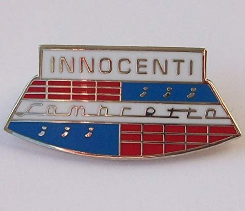 Unbekannt Anstecknadel Lambretta Innocenti Emaille