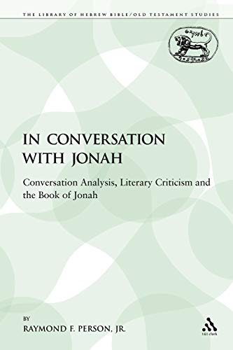 In Conversation with Jonah: Conv...