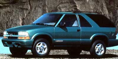 Amazon Com 1999 Chevrolet Blazer Reviews Images And Specs Vehicles