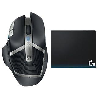 Logitech G602 Wireless Gaming Mouse (910-003820) + Logitech G440 Hard Gaming Mouse Pad Bundle (B072ND9W97) | Amazon price tracker / tracking, Amazon price history charts, Amazon price watches, Amazon price drop alerts