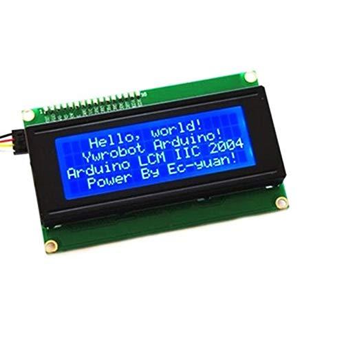 IIC I2C TWI Serial 2004 20x4 LCD Modul Shield für Arduino UNO R3 Mega2560