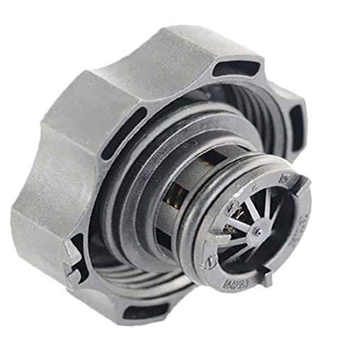 Formulaone Automobile 13502353 Kühler-Ausgleichsbehälterabdeckung Langlebig Praktisch und praktisch Autotankabdeckung-Schwarz