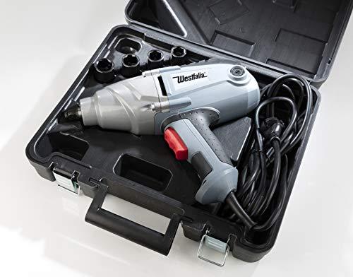 Elektrische slagmoersleutel 1050W 230 V