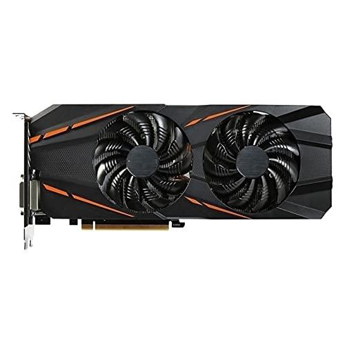 Fit for Gigabyte GTX 1060 6GB G1 Tarjeta de Video para Juegos NVIDIA GTX1060 6GB Tarjetas gráficas GPU Computadora de...