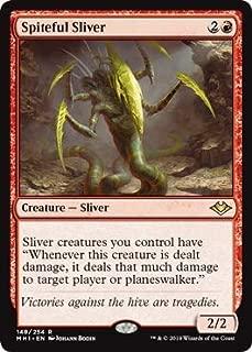 Magic: The Gathering - Spiteful Sliver - Modern Horizons