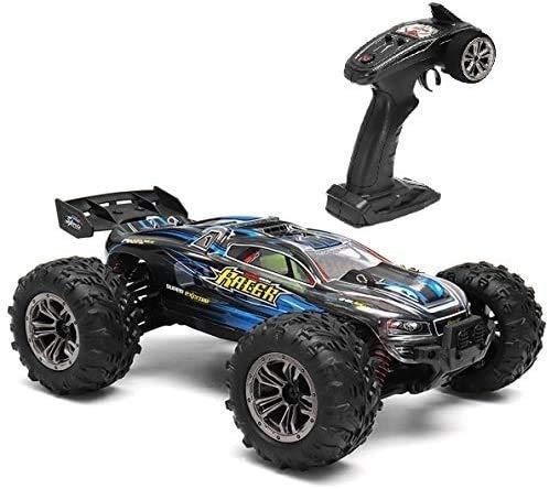 s-idee 9136 RC Monster truck Rock Crawler - Coche teledirigido (escala 1:16)