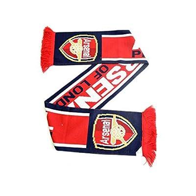 Arsenal Pride Of London Jacquard Knit Scarf One Size