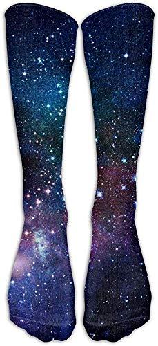 remmber me Schachbrett kniehohe lange Socken-athletische Sport-Rohr-Strümpfe für das Laufen des Fußball-Fußballs