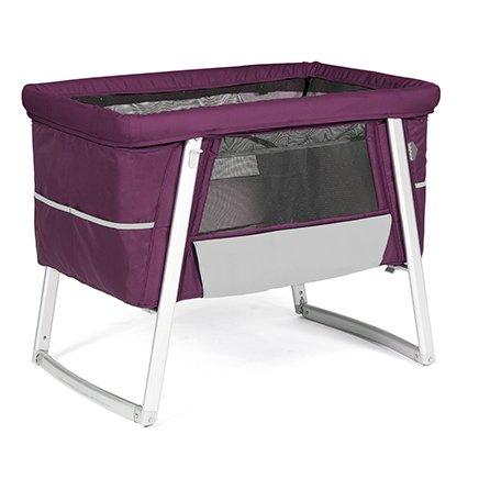 BabyHome Air Bassinet - Purple