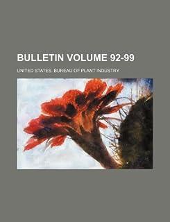 Bulletin Volume 92-99