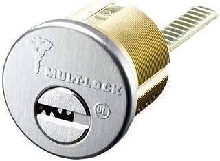 Mul-t-lock Junior Rim & Mortise Rimo Cylinder. Mul-t-lock Rim Mortise 3 Keys