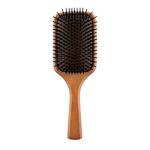 GMZSS duurzame Mode High-end Multipurpose Houten Haarverzorging En Styling Hoofdhuid Masseren Shampoo Brush Massage Kam Haarborstel Fast Hair Straightener Kam.