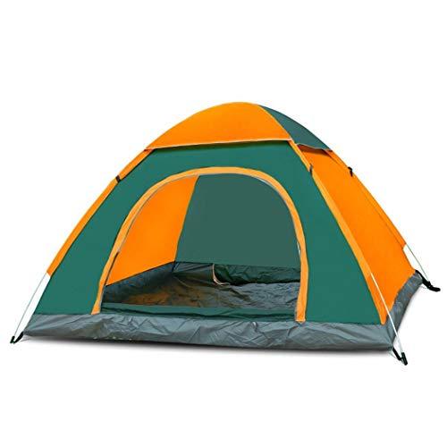 Automatisches wasserdichtes Zelt für 3-4 Familien Camping, leicht Pop-up, baut Sich selbst auf, für Camping und den Außenbereich
