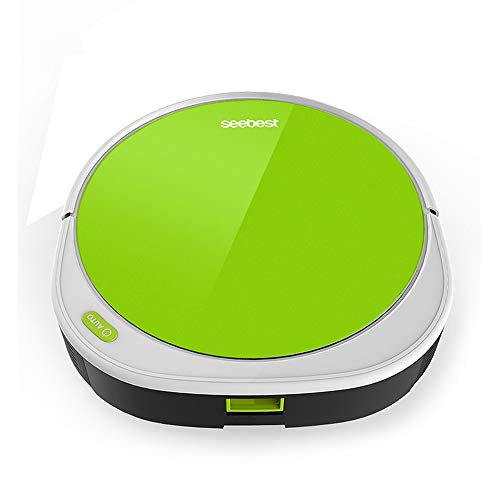 Lowest Prices! QOUP Robotic Vacuum Cleaner, Automatic Cleaning, Strong Suction/No Tangling/Slim Desi...