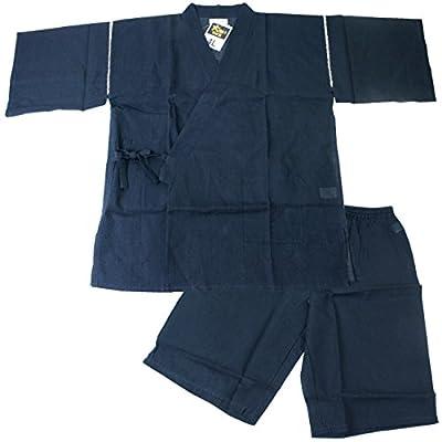 Japanese Mens Kimono Yukata Jinbei Pajama style