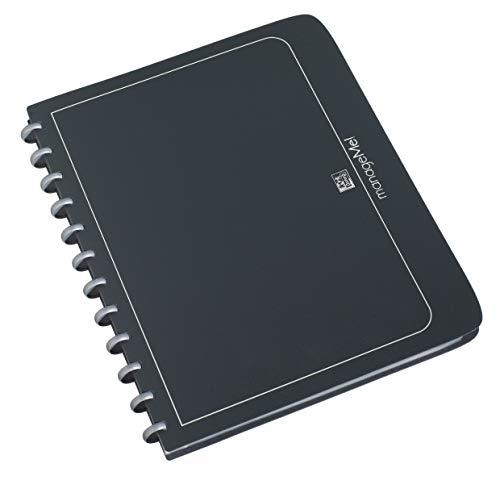 Elba Bürosysteme 61420AZ Ringmappe manageMe! Information-Manager, 25 Hüllen, A4, 252 x 316 mm, an