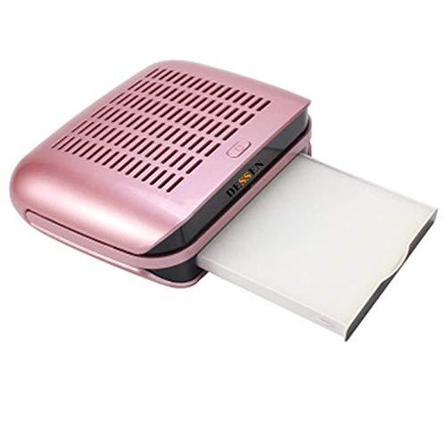 Vide Nail Cleaner haute puissance ongles filtre anti-poussière Machine robuste en poudre haute puissance 40W multifonctions
