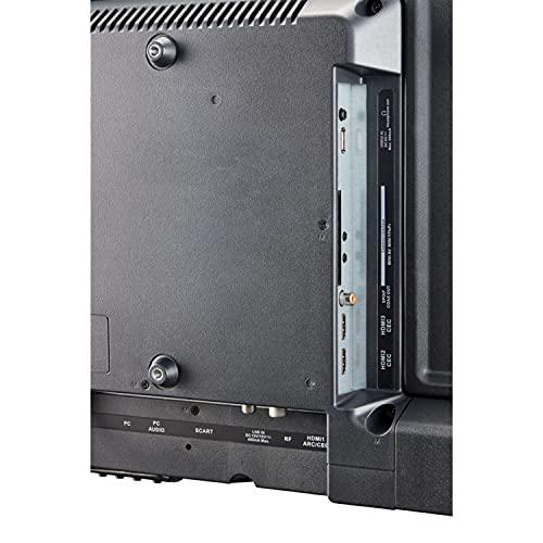 MEDION P14084 101,6 cm (40 Zoll) Full HD Fernseher (HD Triple Tuner, 3 x HDMI, USB, Sleeptimer, Mediaplayer, CI )