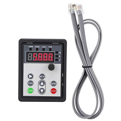 Austausch des Wechselrichter-Bedienfelds VFD-Frequenzumrichter RJ45-Schnittstellenfeldersatz für die SKI780-Serie