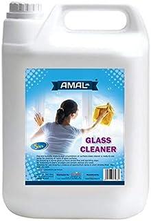 GLASS CLEANER 5 LTR