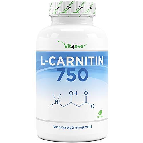 Vit4ever -  L-Carnitin - 180