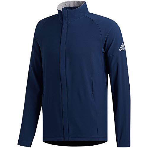Adidas Veste Softshell pour homme, Homme, Blouson, Softshell Jacket, Bleu marine, XX-Large