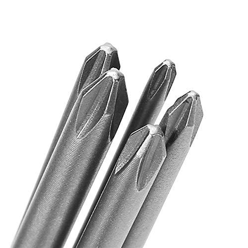 enenjie ENE bit 150 mm de Largo magnética de cruceta Destornillador eléctrico (Size : A)