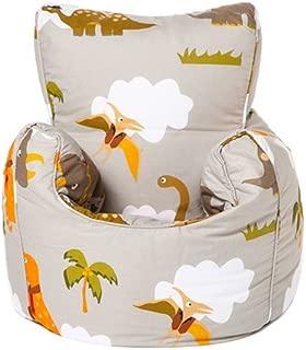 Ready Steady Bed  Jurassic Design Children s Bean Bag Chair
