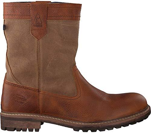 Gaastra Ankle Boots Cabin High Fur Cognac Herren - 45 EU