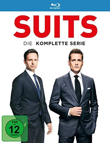 Suits - Die komplette Serie [Blu-ray]