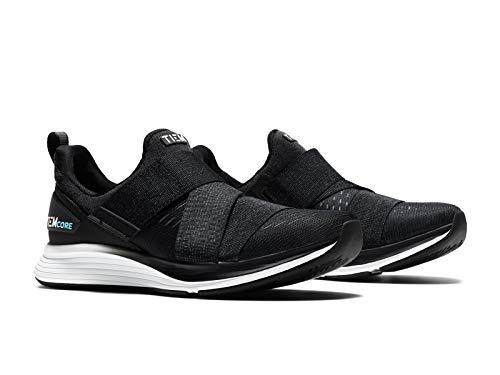 TIEM Latus - Jet Black - Studio Fitness Cross-Training Sneaker (Women's Size 7.5)