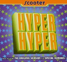 SCOOTER - HYPER HYPER REMIX [CD:SINGLE]