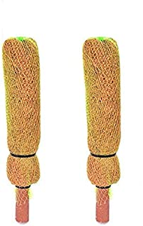 COIR GARDEN Coir, Coco Pole For Money Plant Support, Brown, 30 cm, 2 Pieces