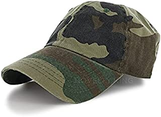 68adba318fd2ab DealStock Plain 100% Cotton Hat Men Women Adjustable Baseball Cap (30+  Colors)