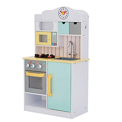 Teamson Kids - 3-Floor Small Dollhouse with Elevator Now $59.99 (Was $149.99)