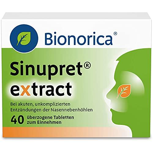 Sinupret Extract überzogene Tabletten, 40 St.