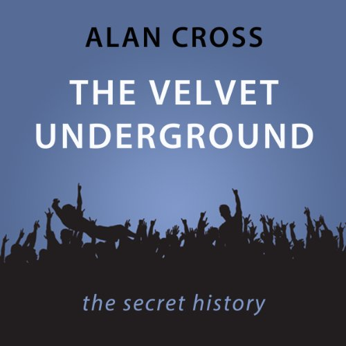 The Velvet Underground audiobook cover art