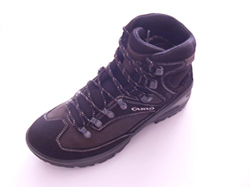AKU, Chaussures Basses pour Homme - Noir - Noir, 40 EU EU