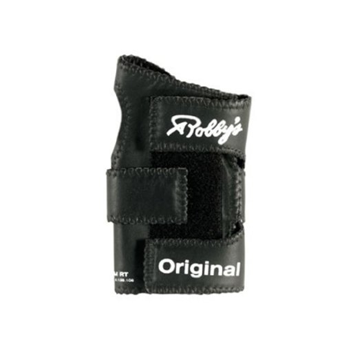 Robby's Leather Wrist Positioner- Left Hand (Large)