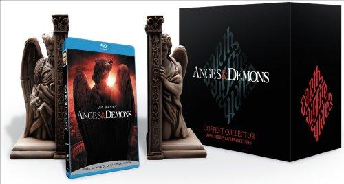 Anges et Démons : coffret Blu-ray exclusif Amazon.fr avec 2 serres livres