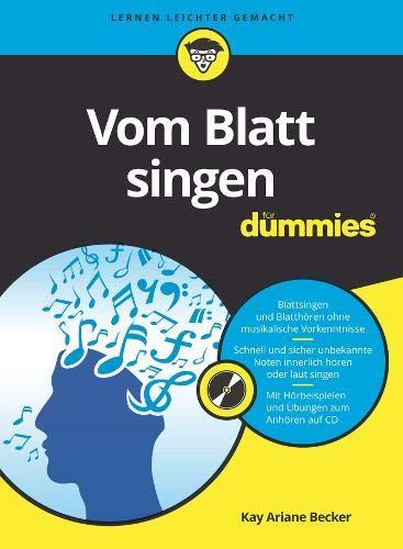 Vom Blatt singen für Dummies