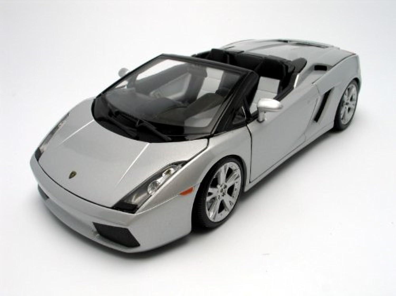 Lamborghini Gallardo Spyder 1 18 Blau B00438S3HM Das hochwertigste Material  | Haben Wir Lob Von Kunden Gewonnen