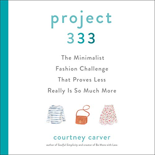 Project 333 cover art